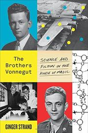 THE BROTHERS VONNEGUT by Ginger Strand