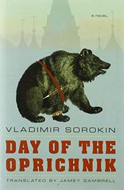 Cover art for DAY OF THE OPRICHNIK