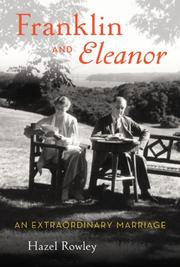 Book Cover for FRANKLIN AND ELEANOR