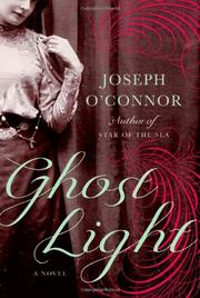 Cover art for GHOST LIGHT