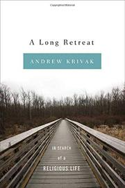 Cover art for A LONG RETREAT