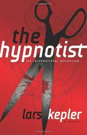 Book Cover for THE HYPNOTIST