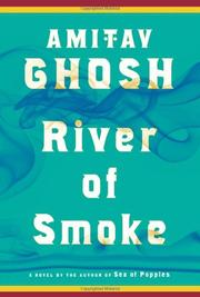 Cover art for RIVER OF SMOKE