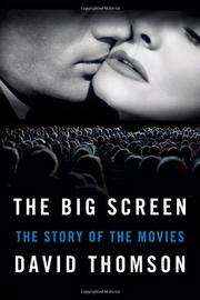Cover art for THE BIG SCREEN