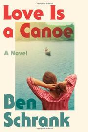 Cover art for LOVE IS A CANOE