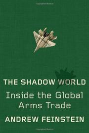 Cover art for THE SHADOW WORLD