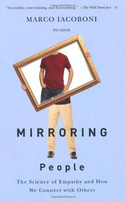 MIRRORING PEOPLE by Marco Iacoboni