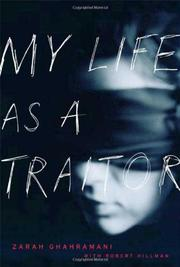 Cover art for MY LIFE AS A TRAITOR