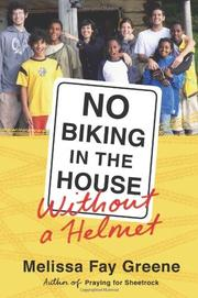 Cover art for NO BIKING IN THE HOUSE WITHOUT A HELMET