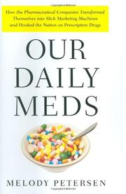 Cover art for OUR DAILY MEDS