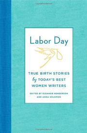 LABOR DAY by Eleanor Henderson