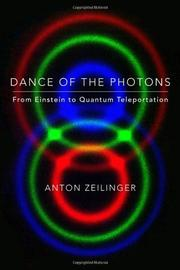 Cover art for DANCE OF THE PHOTONS