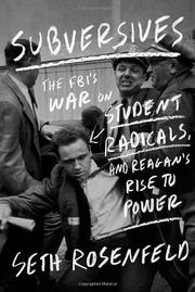 Book Cover for SUBVERSIVES