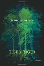 Cover art for TIGER, TIGER