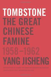 TOMBSTONE by Yang Jisheng