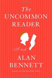 Book Cover for THE UNCOMMON READER