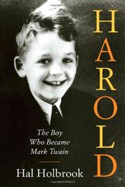 Book Cover for HAROLD