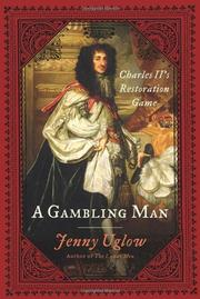 A GAMBLING MAN by Jenny Uglow