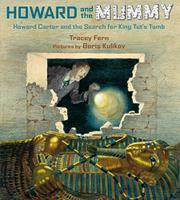 HOWARD AND THE MUMMY by Tracey Fern