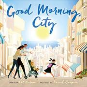 GOOD MORNING, CITY by Pat Kiernan
