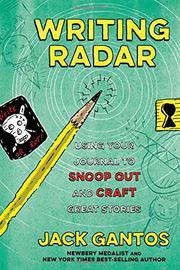 WRITING RADAR by Jack Gantos