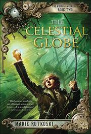 Cover art for THE CELESTIAL GLOBE