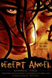 Cover art for DESERT ANGEL