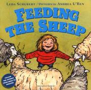 FEEDING THE SHEEP by Leda Schubert