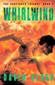 WHIRLWIND by David Klass