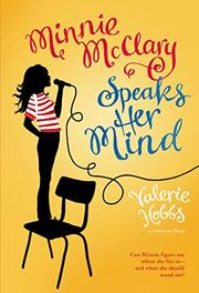 Cover art for MINNIE MCCLARY SPEAKS HER MIND