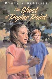 Book Cover for THE GHOST OF POPLAR POINT