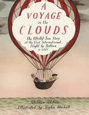 A VOYAGE IN THE CLOUDS by Matthew Olshan