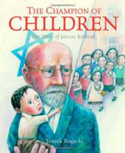 Cover art for THE CHAMPION OF CHILDREN