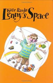 LENNY'S SPACE by Kate Banks