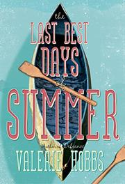 Book Cover for THE LAST BEST DAYS OF SUMMER