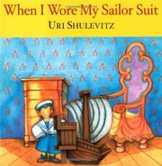 Book Cover for WHEN I WORE MY SAILOR SUIT