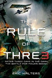 THE RULE OF THREE by Eric Walters