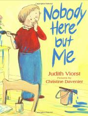 Book Cover for NOBODY HERE BUT ME