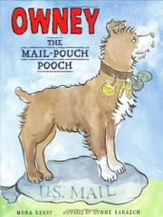 OWNEY, THE MAIL-POUCH POOCH by Mona Kerby