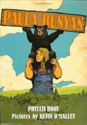 Cover art for PAULA BUNYAN