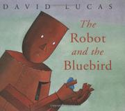 Cover art for THE ROBOT AND THE BLUEBIRD