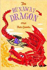 Book Cover for THE RUNAWAY DRAGON