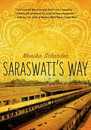 Cover art for SARASWATI'S WAY
