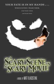 Cover art for A SCARY SCENE IN A SCARY MOVIE