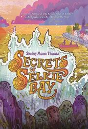 SECRETS OF SELKIE BAY by Shelley Moore Thomas