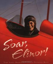 Book Cover for SOAR, ELINOR!