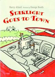 Cover art for STARLIGHT GOES TO TOWN