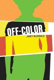OFF-COLOR by Janet McDonald