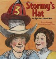 STORMY'S HAT by Eric A. Kimmel