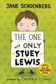 Cover art for THE ONE AND ONLY STUEY LEWIS